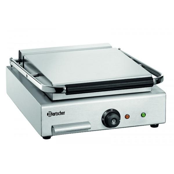 Grill contact professionnel lectrique plaques de cuisson lisse plaque grande surface - Grill electrique professionnel ...