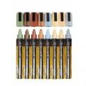 Blister feutre craie liquide 7 coloris : Pointe 2-6mm