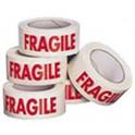 "Ruban adhésif avec impression ""Fragile """