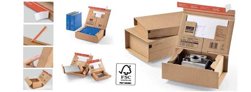Boîte format A5 et A4