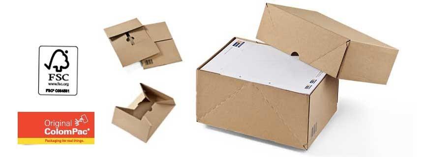 Boîte cloche pour  A4