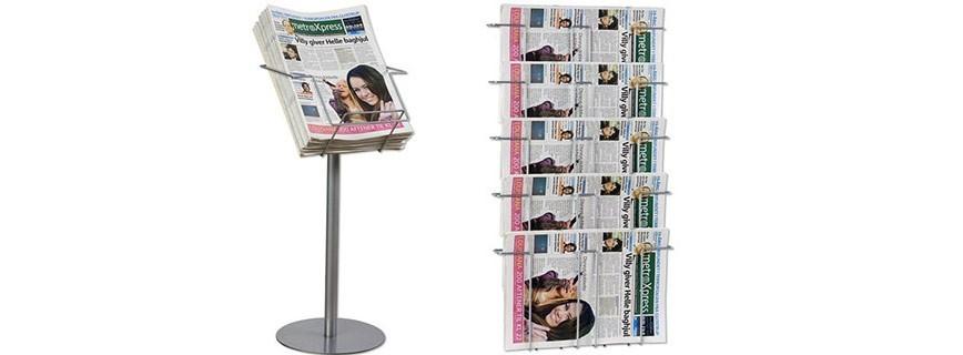 Presentoir journaux
