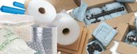 Articles pour calage produits dans les cartons d'expéditions