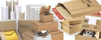 Petits emballage, carton, tube, boîte pour envois postaux