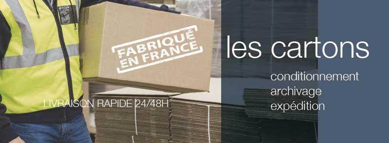 Caisses et cartons